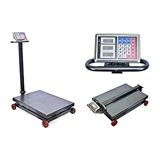Electronic Digital Platform Scale 1000Kg Computing Shop Postal Scales Weight Industrial