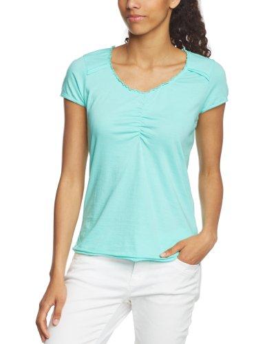 LERROS Damen T-Shirt 3343274, Rundhals Grün (LIGHT FELDSPAR 642)