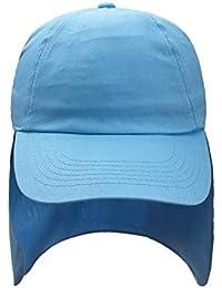 Romens Ltd Niño Niña Legionario Sombrero Protección Solar Kids Gorra 7d2c50ce784
