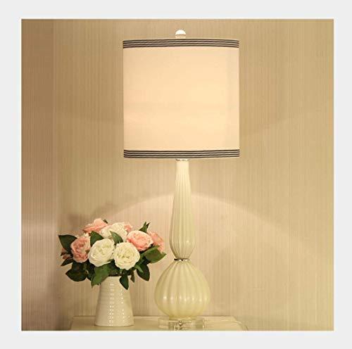 CWJ Kinderbeleuchtung, Schreibtischlampen, Dekoration Tischlampe Modern Minimalistisches Wohnzimmer Schlafzimmer Mit Rustikalen Warmen Nachttischlampen Dekoriert Lernen Leselicht,a