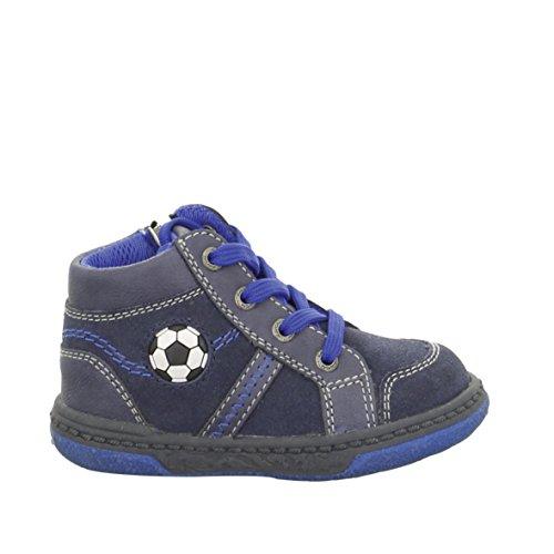 Lurchi Bingi, Chaussures Marche Bébé Garçon Bleu