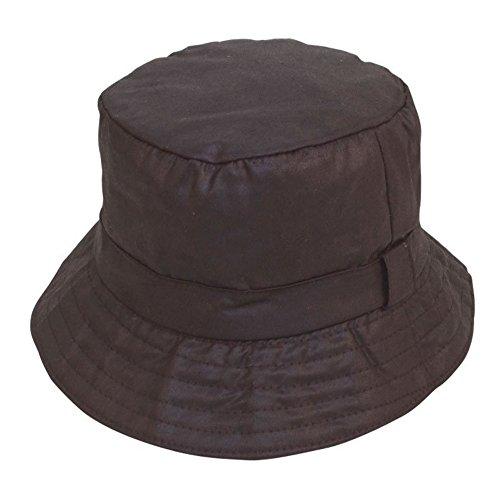 adult-wax-bush-bucket-hat-59cm-black