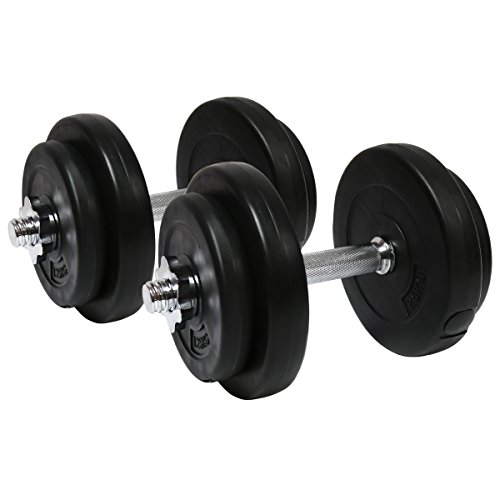 charles-bentley-fitness-20kg-spinlock-cement-dumbbell-set-gym-workout-weights-training