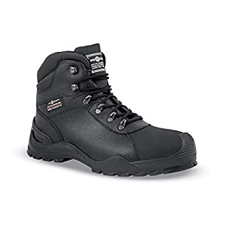 Aimont Mirus S3 Metal Free Leather Composite Safety Boot (12 UK)