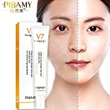Lepakshi Pibamy Korean Cosmetics V7 Vitamins Face Cream Essence Compact Foundati