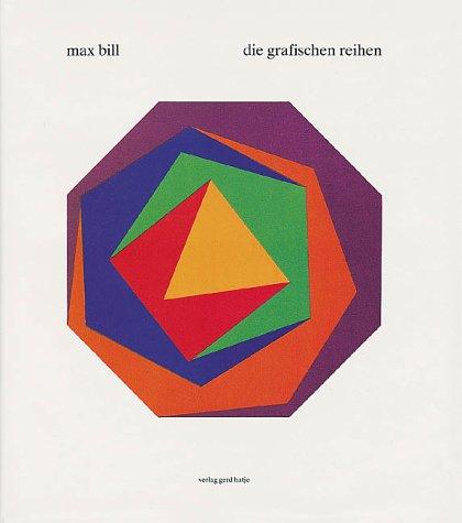 Max Bill. Die grafischen Reihen Buch-Cover