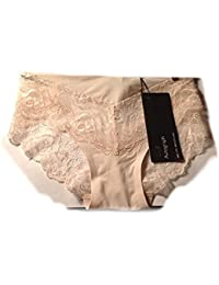 Ex Marks and Spencer Firm Control Traditional Floral Lace Knickers Size 10