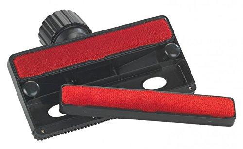 Quantio WENKO Universal Staubsaugerdüse - mit Adapter 30-37 mm - Leicht zu Reinigen - Passend für Alle gängigen Staubsauger