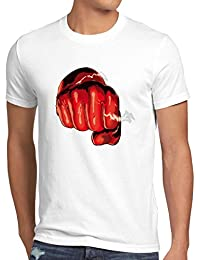 style3 One Punch T-Shirt Homme Anime