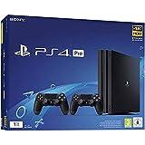 PS4 Pro 1TB Gamma + 2 DS4 V2
