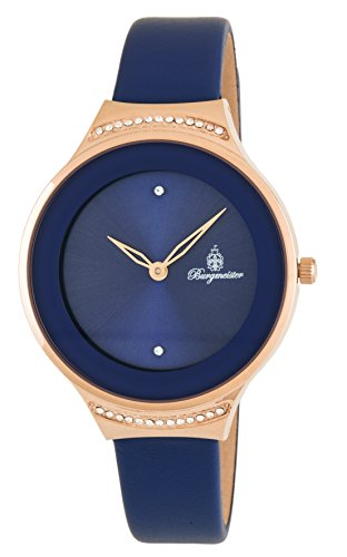 Burgmeister Women's Analogue Quartz Watch with Leather Strap BM810-333