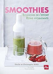 Smoothies, boissons de l'effort, repas hydradants ?