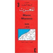 Carte routière : Maroc 3 - Chaouia