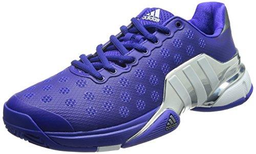Adidas Barricade 9-Scarpe da Tennis-SS15 Viola (viola)