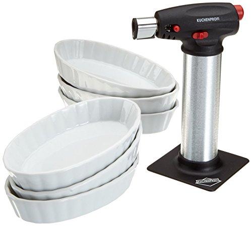 Küchenprofi 19 2500 28 07 Creme-Brulee-Set 7 tlg