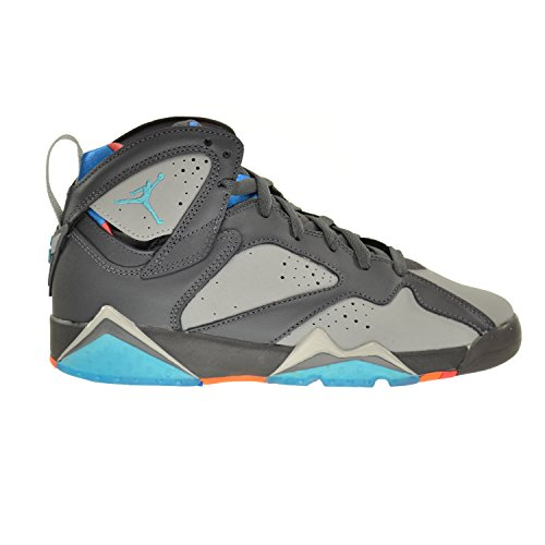 Nike , Baskets pour homme 38.0 drk gry/trqs bl-wlf gry-ttl or