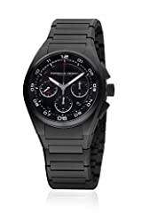 Idea Regalo - Porsche Design Dashboard Chronograph Automatic Black PVD Titanium Mens Watch Calendar 6620.13.46.0269