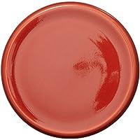 Neumond Untersetzer für Duftkeramik, korallrot glasiert, diameter 7 cm, 1er Pack (1 x 1 Stück) preisvergleich bei billige-tabletten.eu