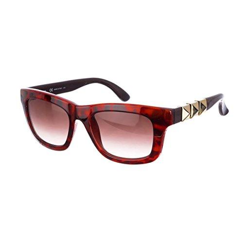 Valentino Sonnenbrille V691S 53 (53 mm) bordeaux
