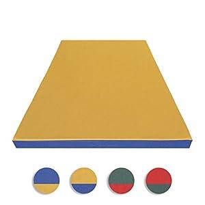 NiroSport Weichbodenmatte 150 x 100 x 8 cm Turnmatte Gymnastikmatte...