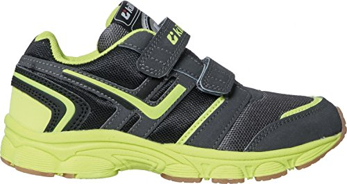 Killtec Kids Schulsport Anthrazit-Gelb