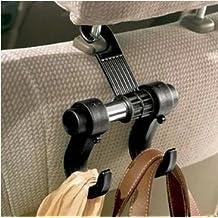 Percha para reposacabezas para coche, práctico y conveniente