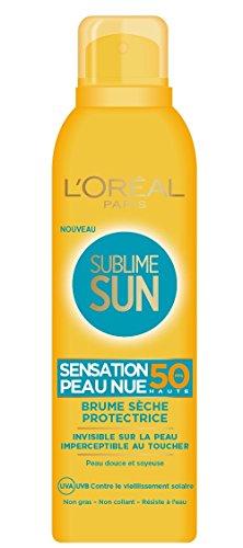 L'Oréal Paris Brume Sèche Protection Solaire FPS 50 200ML