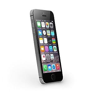 apple iphone 5s space grau 16gb sim free smartphone. Black Bedroom Furniture Sets. Home Design Ideas