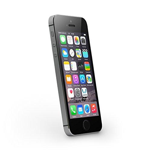 Apple iPhone 5S Space Grau 16GB SIM-Free Smartphone (Zertifiziert und Generalüberholt)