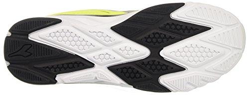 Diadora Hawk 6, Scarpe da Corsa Uomo Giallo (Giallo Fluo/Nero (C4102)