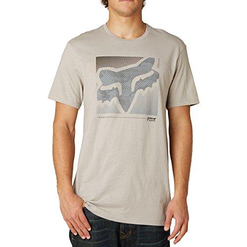 Fox Herren-Reliever Premium-T-Shirt Stone