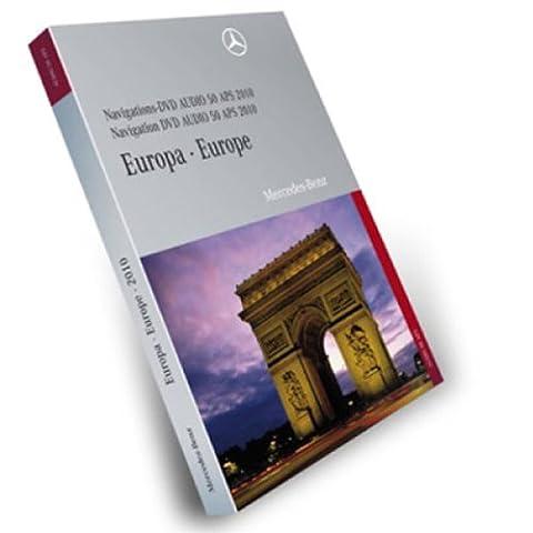 Mercedes DVD Audio 50 APS Europa 2012 NTG4-204