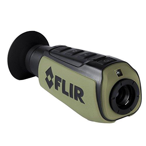 flir tk Flir 431-0019-21-00S Wildlife Scout II 640 Kamera für Tieraufnahmen