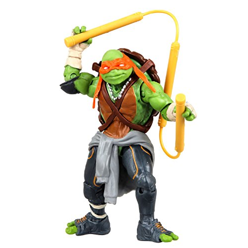 Teenage Mutant Ninja Turtles Movie 2014 Basic Action Figure - (Ninja Teenage Mutant Nunchucks Turtle)