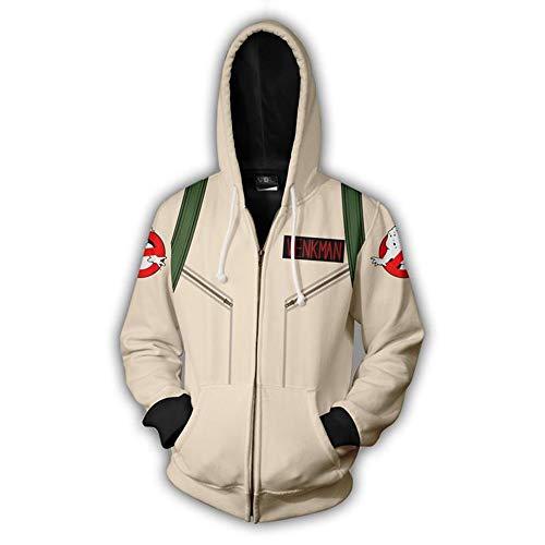 RJHWY 3D Hoodie Sweatshirt Unisex Pullover Kapuzenjacke
