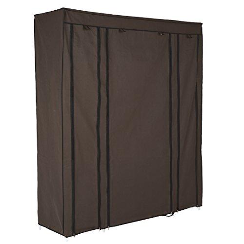 levivo-armario-portatil-multiples-compartimentos-y-3-puertas-enrollables-174-x-147-x-44-cm-aprox-mar