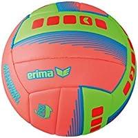 erima Unisex Allround Voleibol, Fiery Coral/Verde, tamaño 5