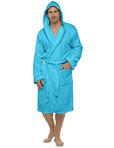 CityComfort Hombres Toalla baño 100% Algodón Terry