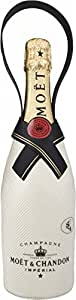 Moet and Chandon Brut Champagne Champagne in Diamond Suit NV 75 cl