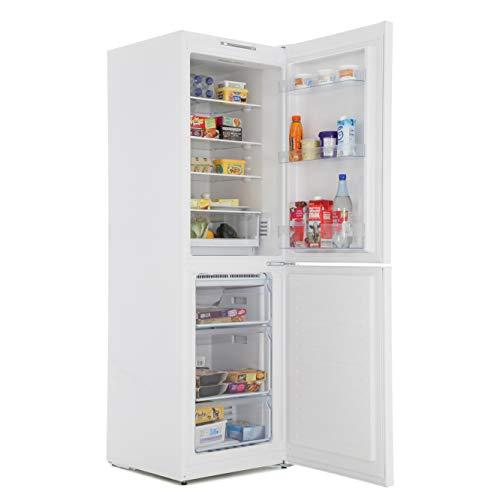 417MmbYp59L. SS500  - Bosch KGN34NW3AG Serie 2 Freestanding Fridge Freezer, No Frost, 297L capacity, 60cm wide, White