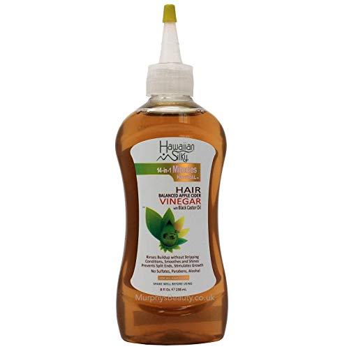 Hawaiian Silky 14-1 Miracles Natural Hair Balanced Apple Cider Vinegar 238 ml -