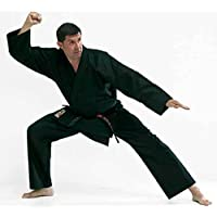 FujiMae Kempoanzug schwarz Training