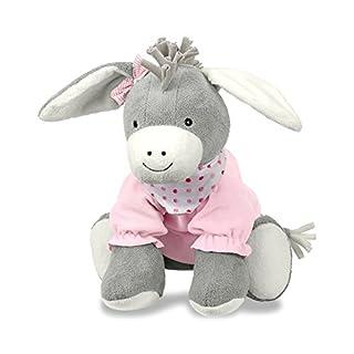 Sterntaler Spieltier Emmi Girl, Alter: Für Babys ab der Geburt, 37 cm, Pink/Grau
