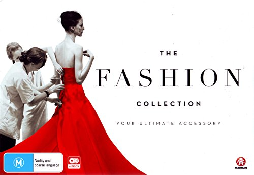The Fashion Collection - 4-DVD Box Set ( Dior and I / About Face: Supermodels Then and Now / The September Issue / Jeremy Scott: The People's Designer [ NON-USA FORMAT, PAL, Reg.4 Import - Australia ]