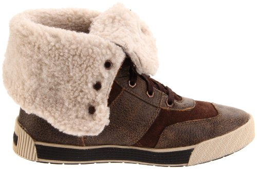 Timberland Earthkeepers-Knights Roll-Top Unisex - Kinder Stiefel Braun/Dark Brown