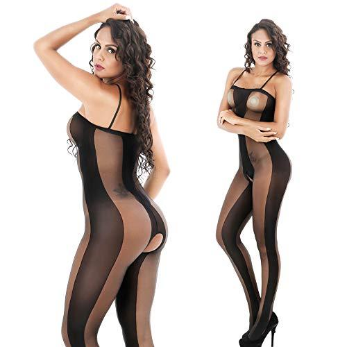 ZGHD Frauen Sexy Dessous Plus Size Hot Erotic Unterwäsche Babydoll Fishnet Nachtwäsche Sex Kostüme Erotik -