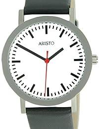 Reloj de mujer de acero inoxidable esón estación 3D03