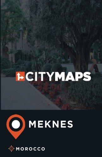 City Maps Meknes Morocco