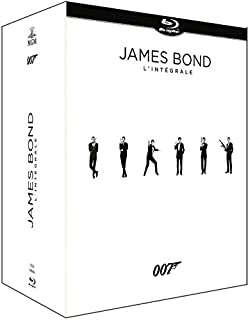 James Bond 007 : Intégrale des 24 Films [Édition Limitée] (B01977T9G2) | Amazon price tracker / tracking, Amazon price history charts, Amazon price watches, Amazon price drop alerts