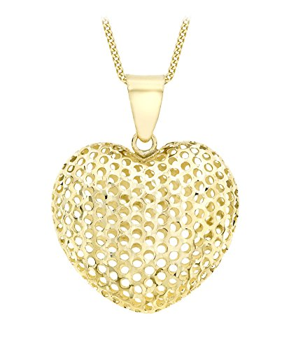 Carissima Gold - Collier Femme - Or Jaune 375/1000 9 carats...